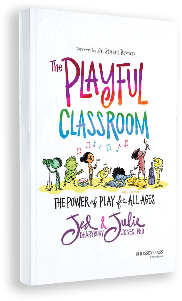 The Playful Classroom Book